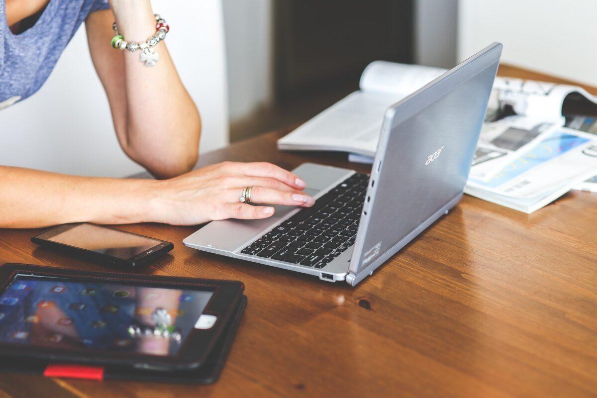 L'impresa di essere donna? Idee e tecnologia
